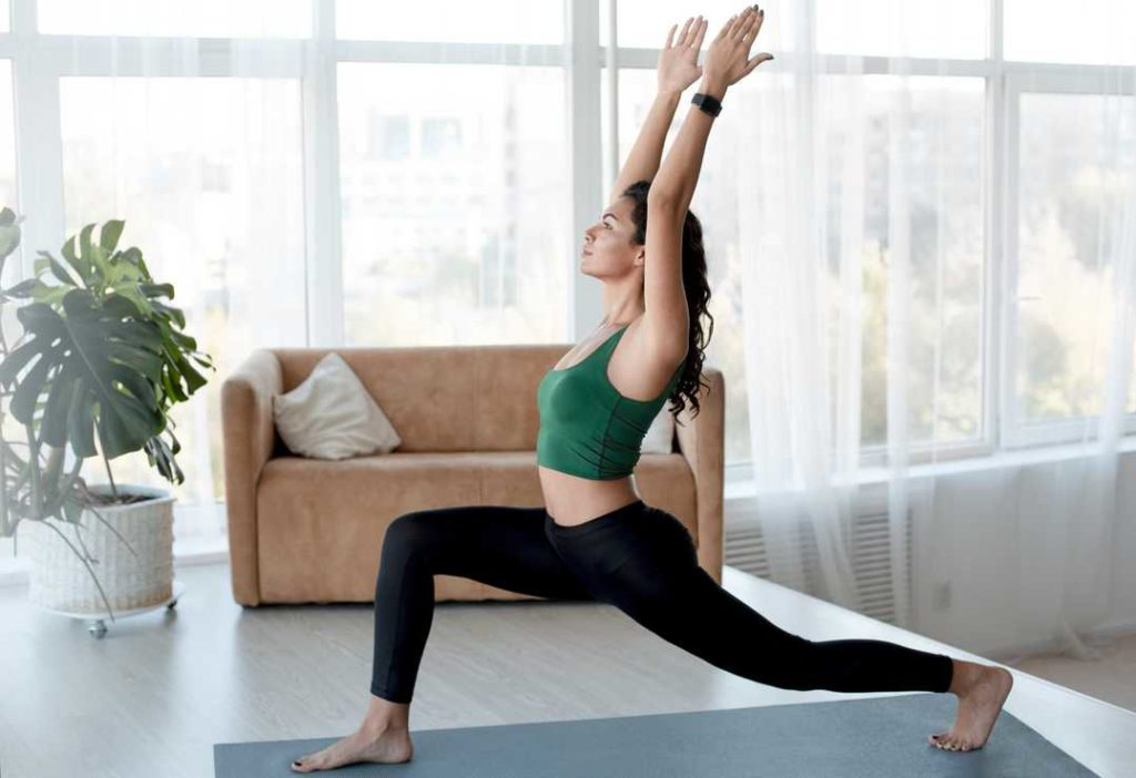 Building Passive Strength when Practicing Yoga