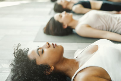 11 Yoga Poses to Relieve Stress